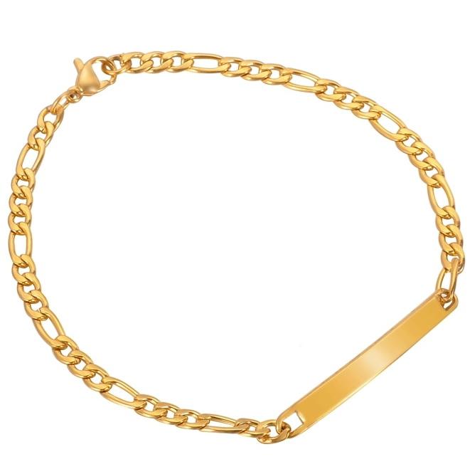 Женский браслет под гравировку