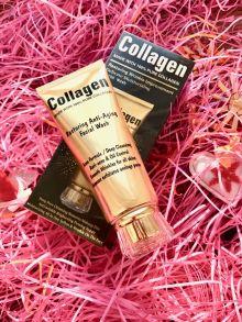 Суфле для умывания Коллаген Collagen ,120 мл