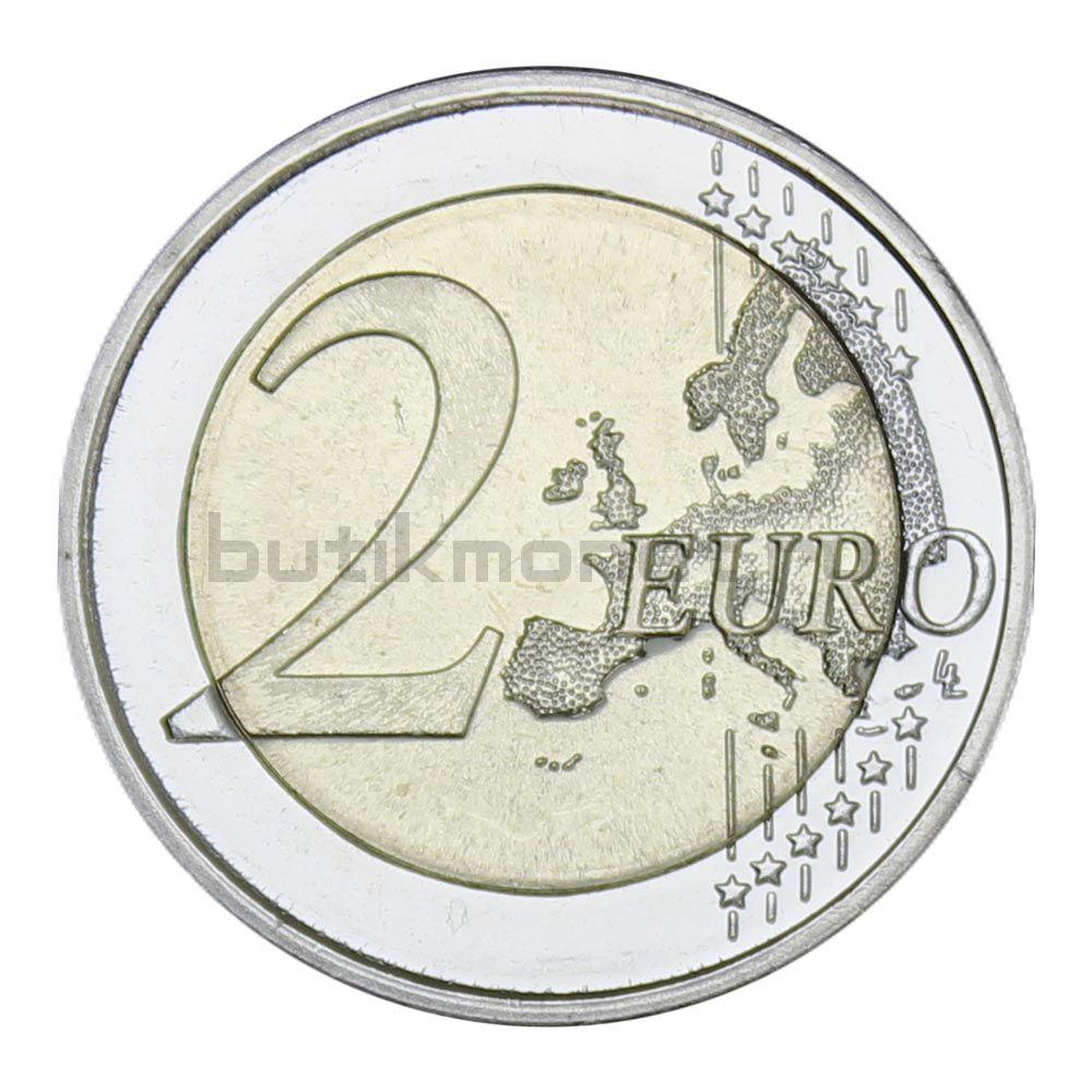 2 евро 2019 Германия 70 лет Бундесрату D