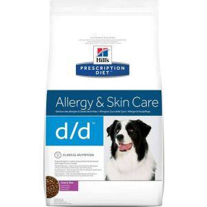 Hill's Canine PD d/d Duck & Rice 2KG