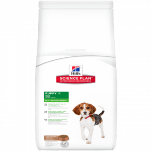 Hill's Canine Puppy Healthy Development Medium Lamb & Rice 1KG