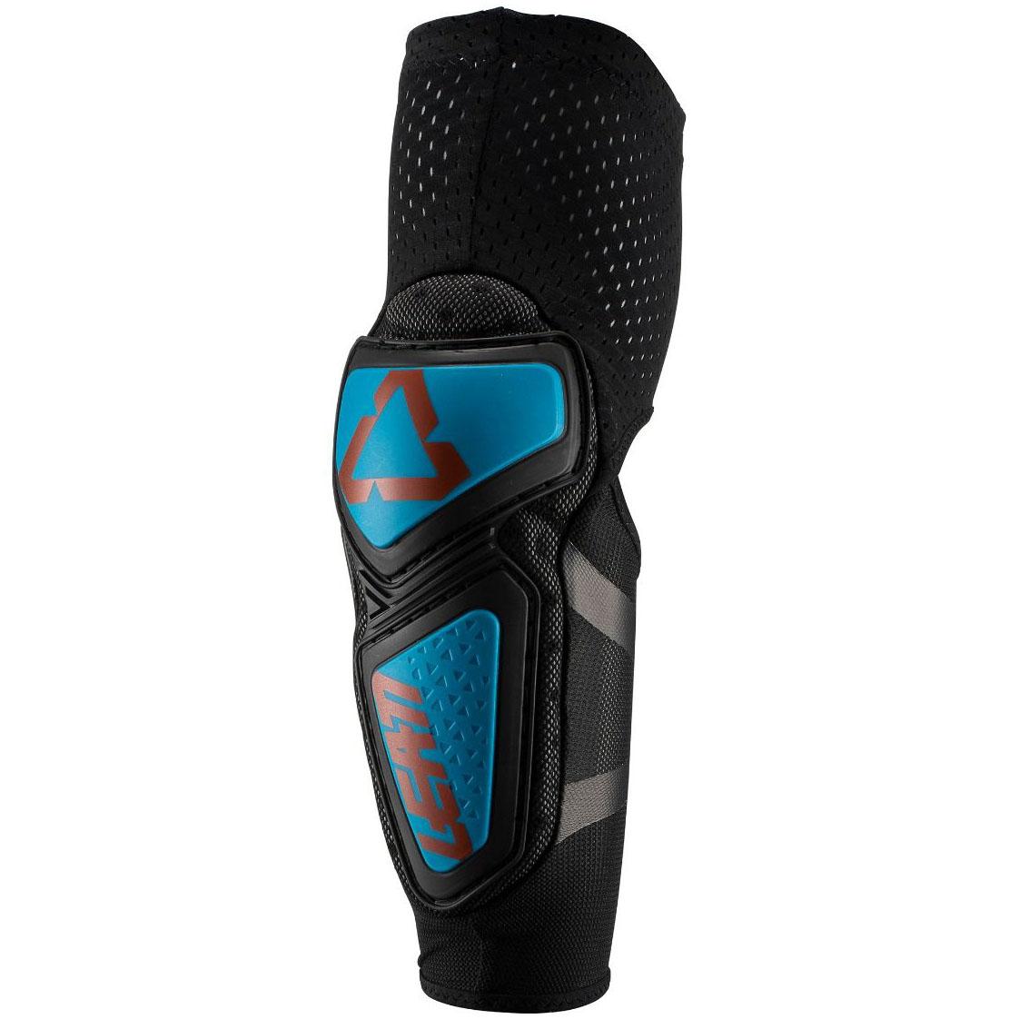 Leatt - 2019 Contour Elbow Guard Fuel/Black защита локтей, синяя