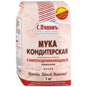 Un buğdalı С.Пудовъ konditer özünü yüksəldən 1 kg