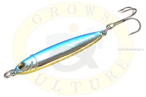 Пилькер Grows Culture Iron Minnow 50 мм / 12 гр / цвет:  009