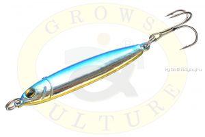 Пилькер Grows Culture Iron Minnow 60 мм / 18 гр / цвет:  009