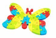Деревянная игрушка. Учимся считать. БАБОЧКА (арт. ИД-7026)