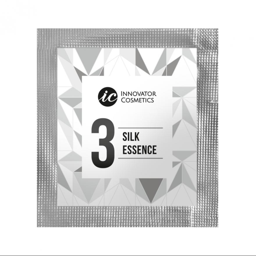 Состав №3 для ламинирования ресниц и бровей SILK ESSENCE, Саше, 2мл