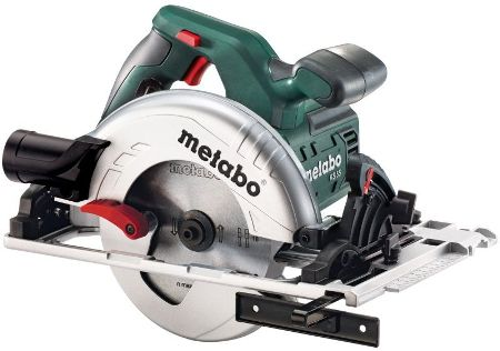 Циркулярная пила Metabo KS 55 FS (600955500) в кейсе