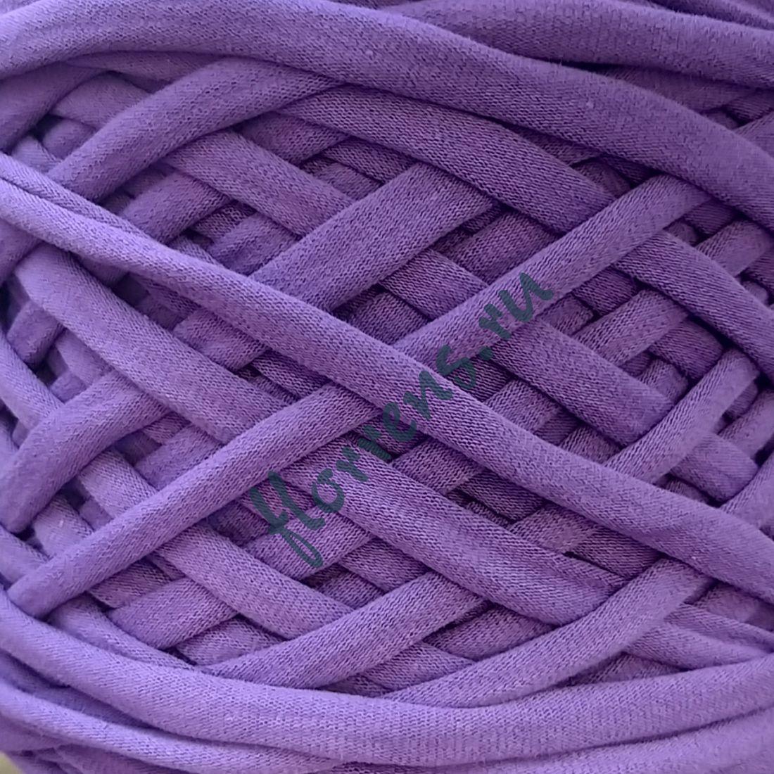 Трикотажная пряжа / фиолетовый