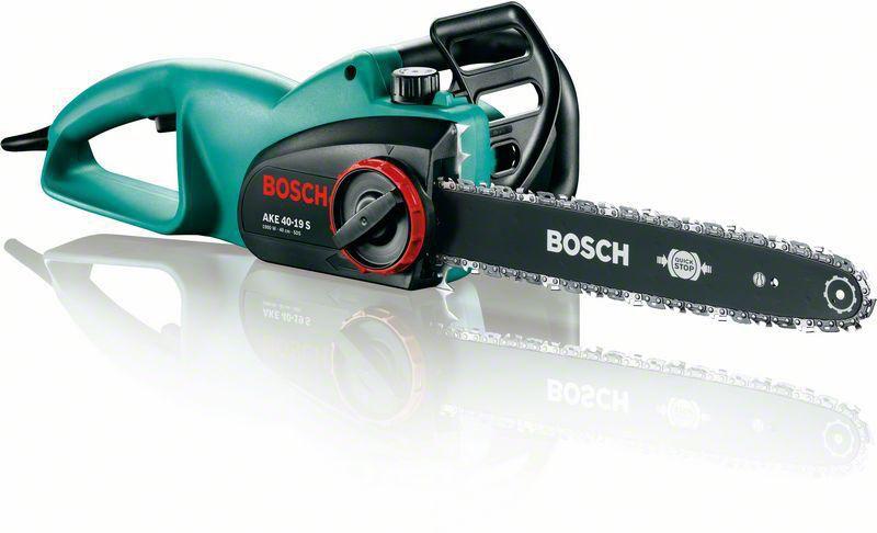 Цепная электрическая пила BOSCH AKE 40-19 S
