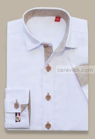 Детская рубашка дошкольная,   оптом 10 шт., артикул: PT2000 LOK
