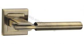 Ручка раздельная CITY QL ABG-6 зеленая бронза АРТ: 33081