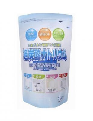 Rocket Soap Кислородный порошковый отбеливатель для одежды и уборки в доме 750 гр