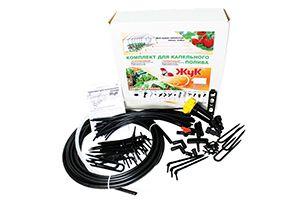 Комплект для капельного полива «Жук» от емкости на 60 растений