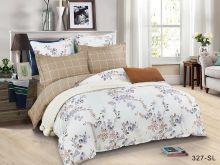 Комплект постельного белья Сатин SL  семейный  Арт.41/327-SL