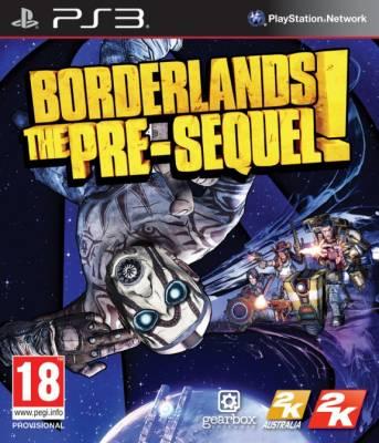 Игра Borderlands: The Pre-Sequel! (PS3)