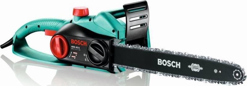 Цепная электрическая пила BOSCH AKE 45 S (0600834700)