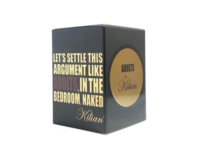 Kilian Let's Settle This Argument Like Adults