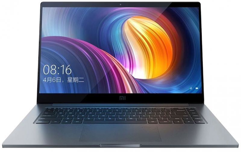 "Ноутбук Xiaomi Mi Notebook Pro 15.6"" (Intel Core i5 8250U 1600 MHz/1920x1080/8Gb/256Gb SSD/NVIDIA GeForce MX150/Win10 Home) Grey"