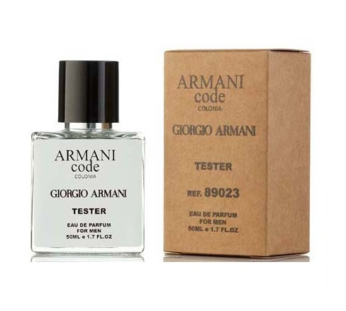 Мини Tester Giorgio Armani Armani Code Colonia 50 мл (ОАЭ)