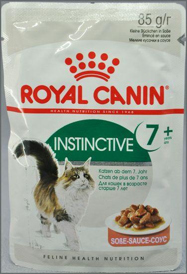 Консервы Royal Canin Instinctive +7 пауч для кошек старше 7 лет 85 гр.