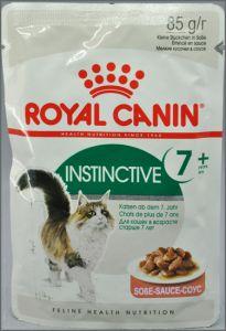 Консервы Royal Canin Instinctive +7 пауч для кошек старше 7 лет 85 гр