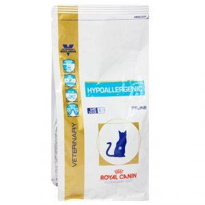 Корм сухой Royal Canin Hypoallergenic диета для кошек при пищевой аллергии