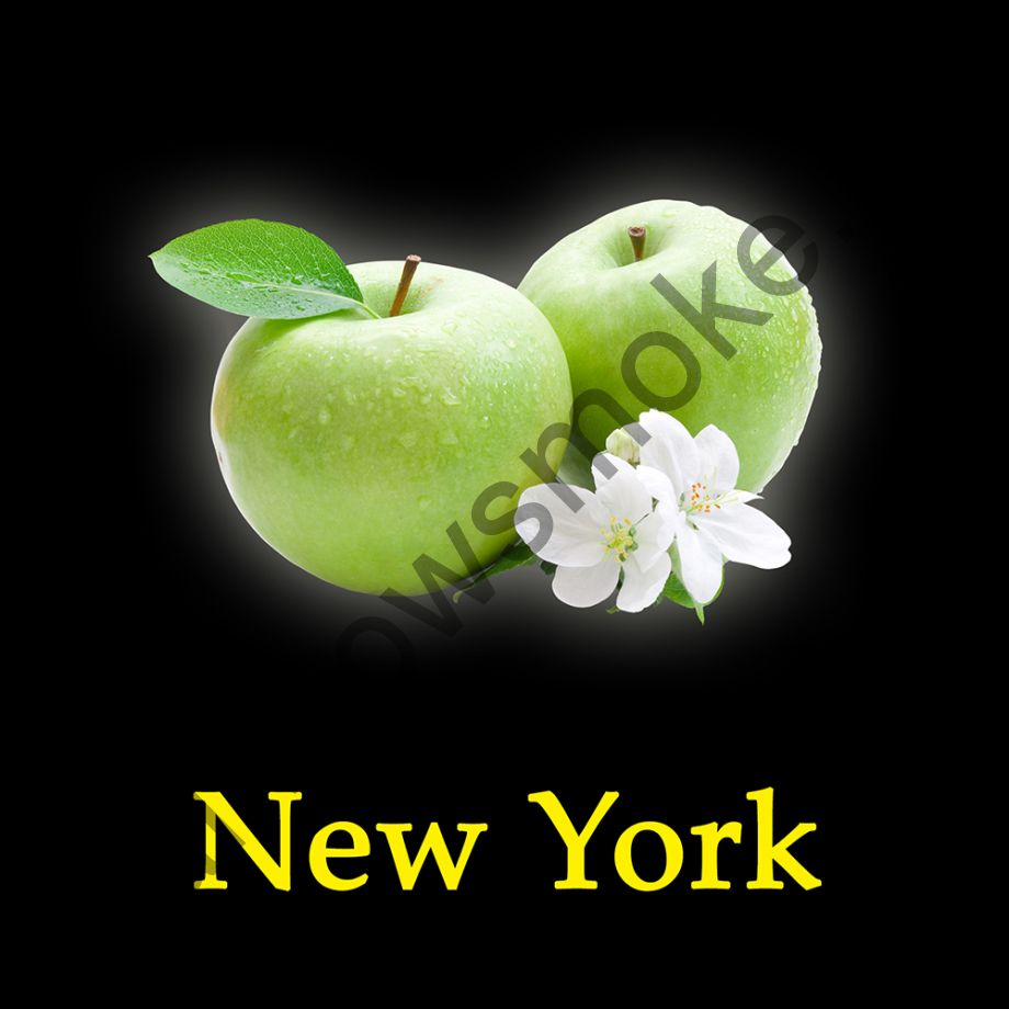 New Yorker Yellow 100 гр - New York (Зеленое Яблоко)