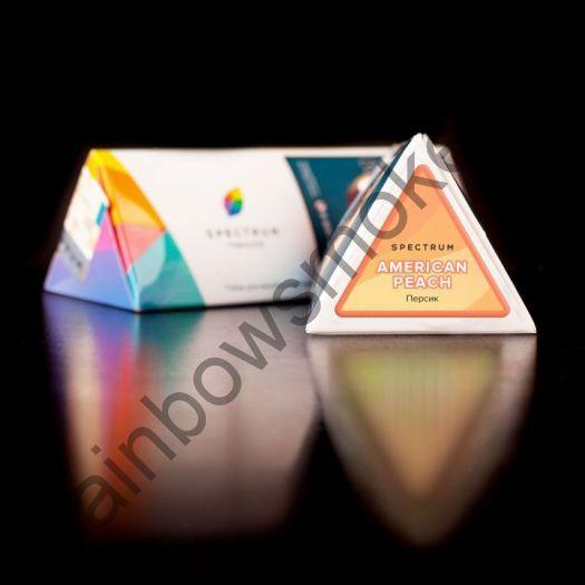 Spectrum 100 гр - American Peach (Американский Персик)