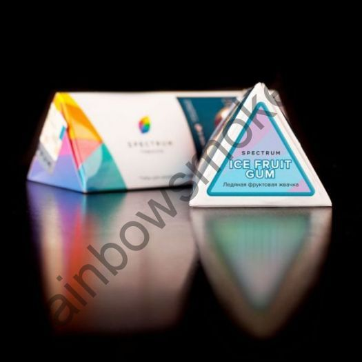 Spectrum 100 гр - Ice Fruit Gum (Ледяная Фруктовая Жвачка)