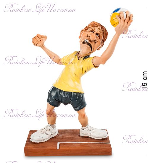 "Фигурка волейболист ""W.Stratford"""