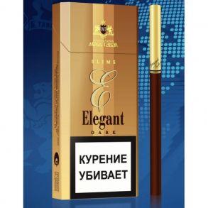Сигареты Elegant Dark Slims