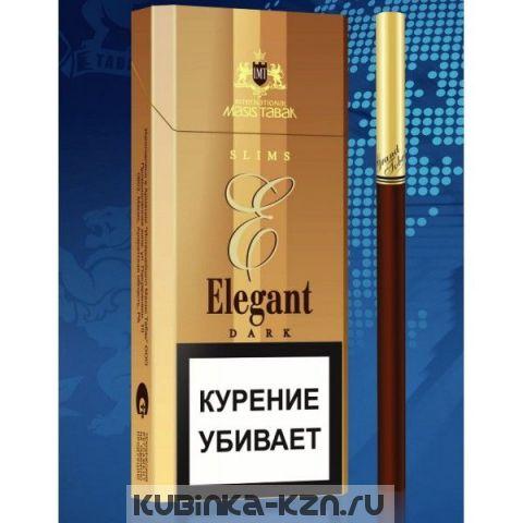купить сигареты элегант