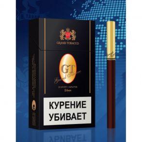 Сигареты GT Black 84 mm