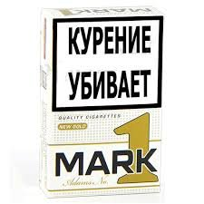 Сигареты MARK 1 New Gold