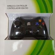 Джойсик USB Xbox 360 PC провдной WIRELESS CONTROLLER Controlador Sem FIO