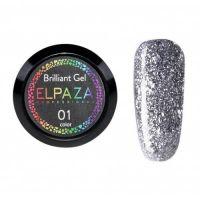 ELPAZA Brilliant Gel гель-краска 1