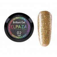 ELPAZA Brilliant Gel гель-краска 2
