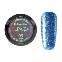 ELPAZA Brilliant Gel гель-краска 9