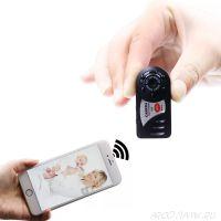 Мини-видеокамера Wi-Fi Camera Q7