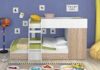 Кровать двухъярусная Golden Kids-2
