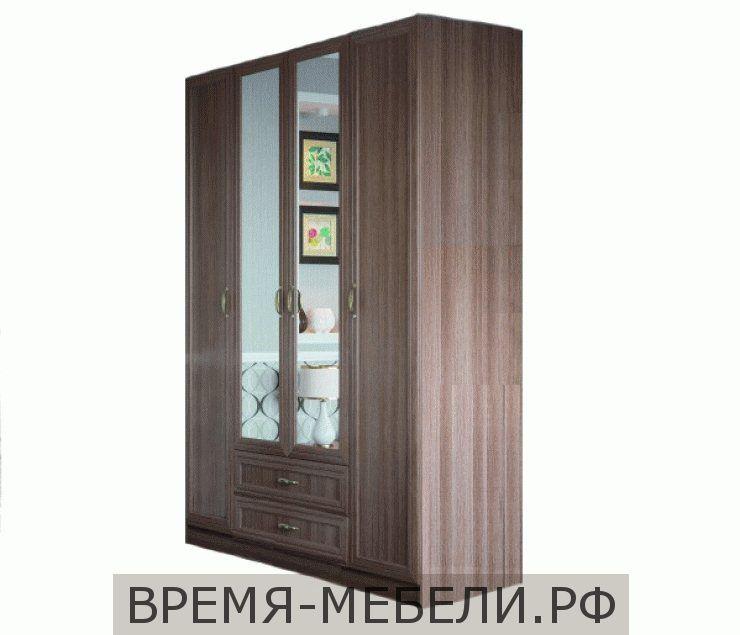 Шкаф четырехстворчатый ВМ-06