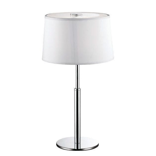Настольная лампа Ideal Lux Hilton TL1 Bianco