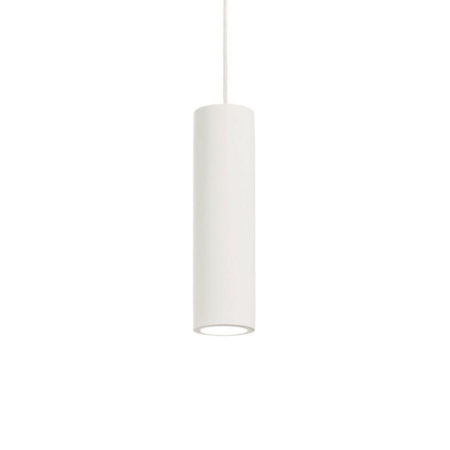 Подвесной светильник Ideal Lux Oak SP1 Round Bianco