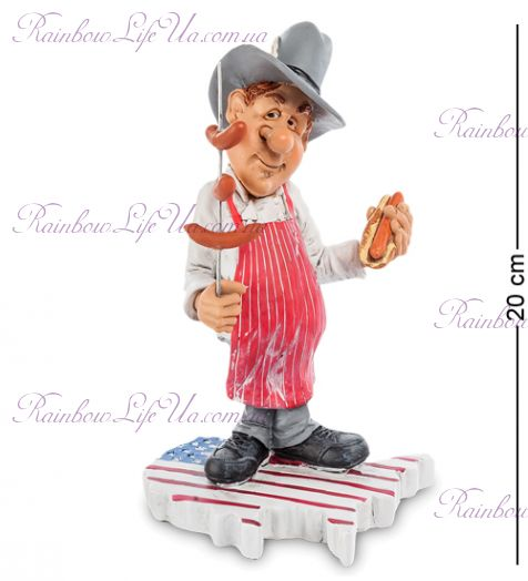 "Фигурка шеф - повар США ""W.Stratford"""