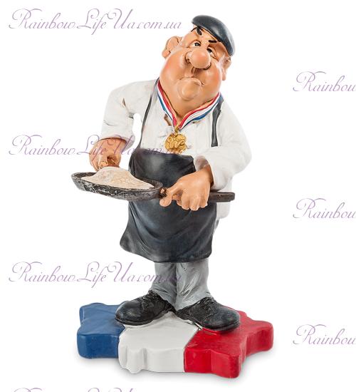 """Фигурка шеф - повар Франция """"W.Stratford"""""""