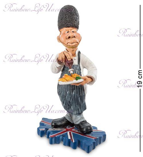 "Фигурка шеф - повар Англия ""W.Stratford"""