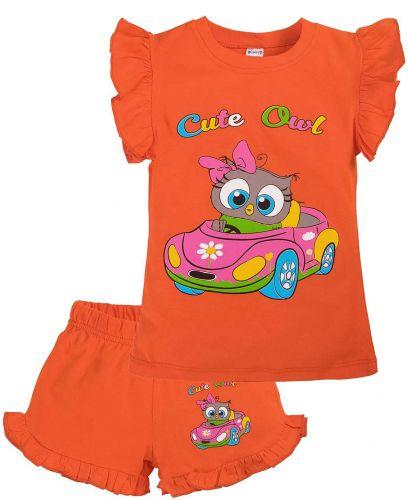 Комплект для девочек 1-4 лет BK004GL23