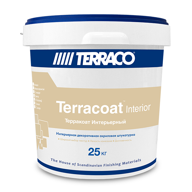 TERRACOAT MICRO INTERIOR
