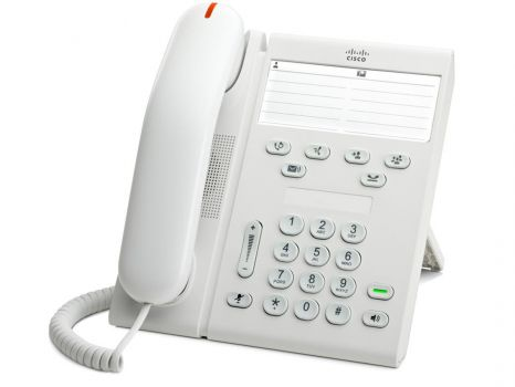 IP Телефон Cisco CP-6911-W-K9=